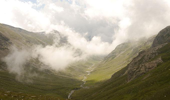 Ohne den Trubel ist es in den Pyrenäen richtig entspannend © Ulrich Habbe