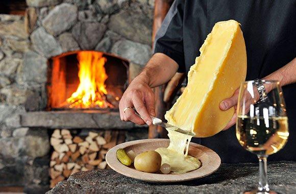 Erholung und Gaumenfreuden für Käseliebhaber