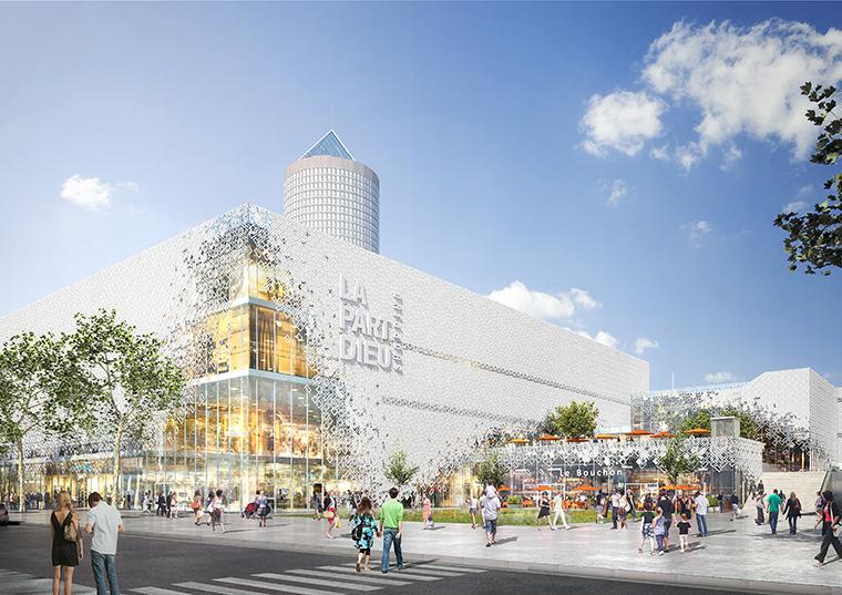 Nachhaltiges Projekt in Lyon