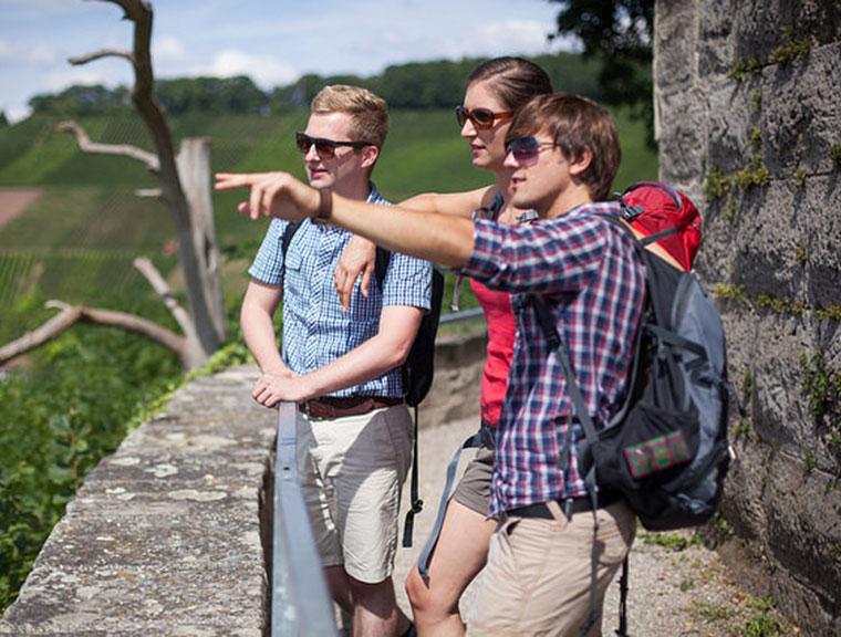 Wandern in Gruppen