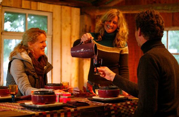 Wein und Wandern - Urlaub beim Biowinzer