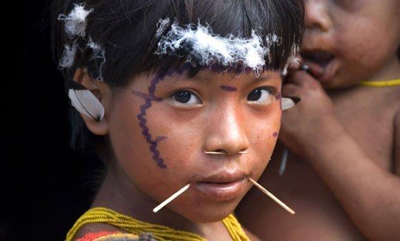 Die Yanomami: Der Ort, an den wir gehören