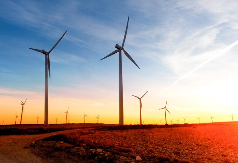 Nachhaltige Banken fördern erneuerbare Energien