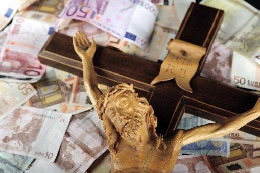 Kirchenbanken Geldanlagen mit Gottes Segen