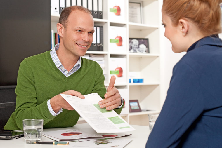 Interview zu grünen Sachversicherungen