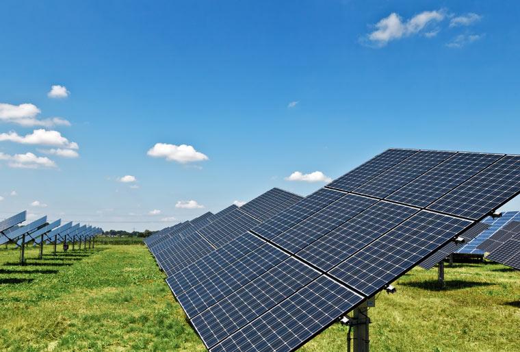 Eine grüne Rentenversicherung unterstützt nachhaltige Projekte