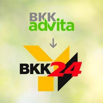 Grüne Krankenkasse BKK advita wird zur grünen BKK24