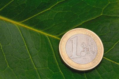 Grüne Finanzierung ist ertragreich ©iStockphotos / thinkstockphotos.com