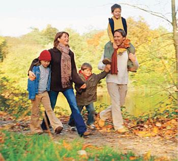 UDI denkt an die Umwelt von heute und die Generationen von morgen! © UDI