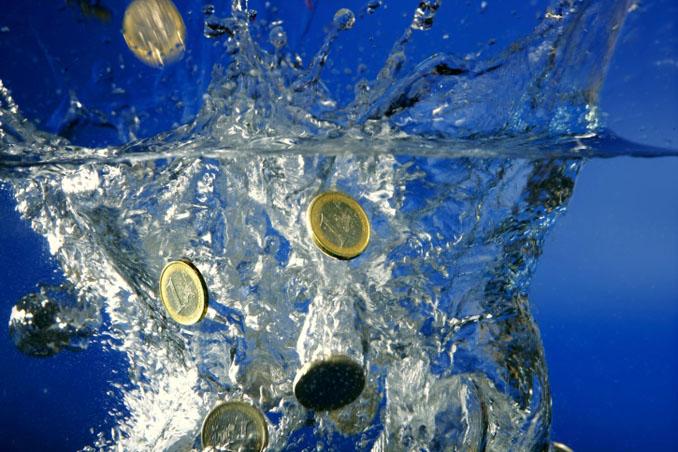 Wasser - die allesentscheidende Ressource der Zukunft ©Ingram Publishing