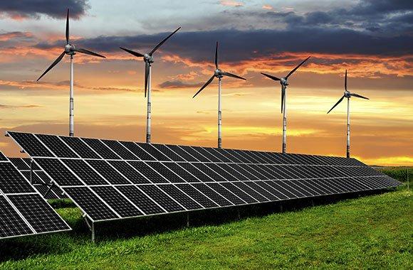 Geschlossene Umweltfonds: Investieren in die Energiewende