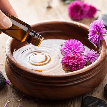 Gesund und relaxed mit ätherischen Ölen