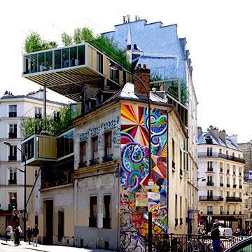 Eco Architektur löst Wohnungsproblem