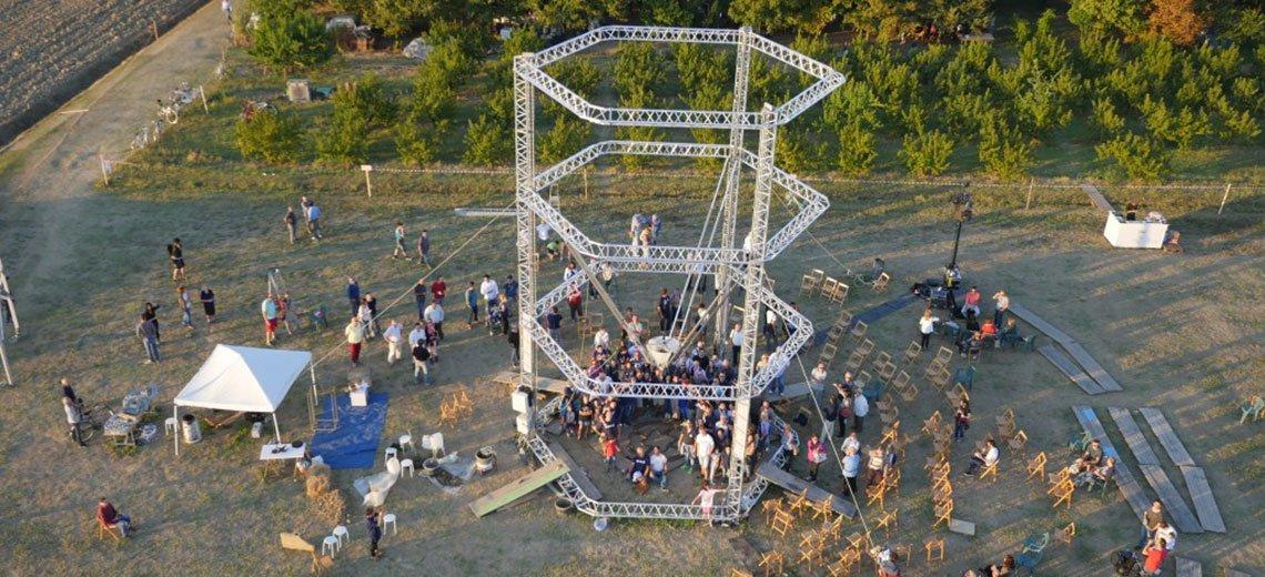Erstes ökologisches Dorf aus dem 3D-Drucker