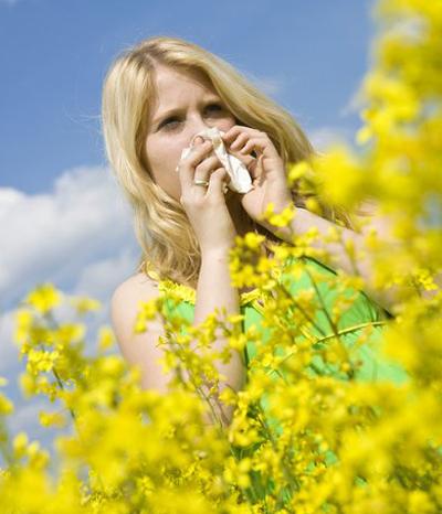 Natürliche Hilfsmittel gegen Pollen