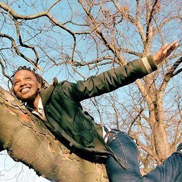 Wie Bäume gesunde Kraft geben können