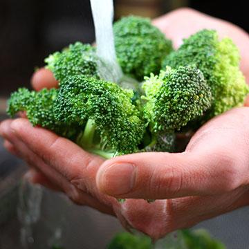 Brokkoli und Blumenkohl sind Krebskiller