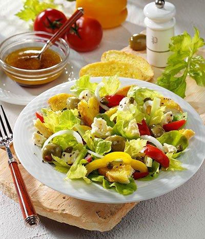 Appetit trotz Hitze, leichte Sommerküche