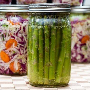So wird Gemüse haltbar und echt lecker