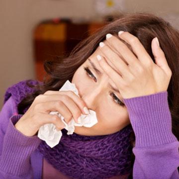 Einfache Hausmittel können Erkältungen lindern