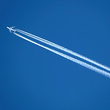 Flugzeuge tanken häufiger Biokraftstoff
