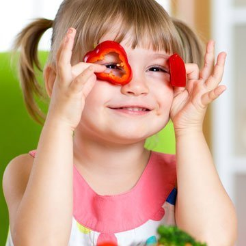 Gesund essen: Die richtigen Tricks überzeugen selbst Gemüse-Muffel