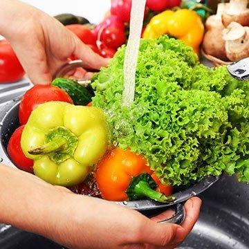 Zehn Tipps, um Gemüse richtig frisch zu halten