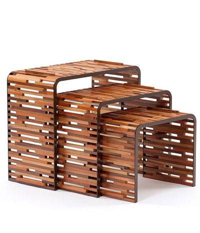 Aus Abfall werden trendige Möbel