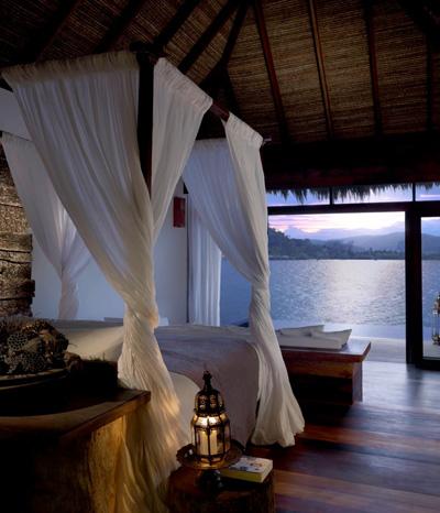 Luxus-Urlaub und Nachhaltigkeit vereint