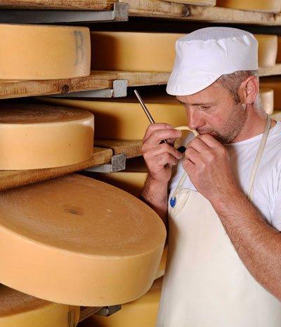 Käse aus 100 Jahre alter Tradition