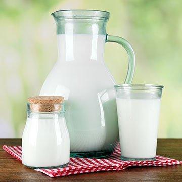 Essbare Verpackungen aus Milch