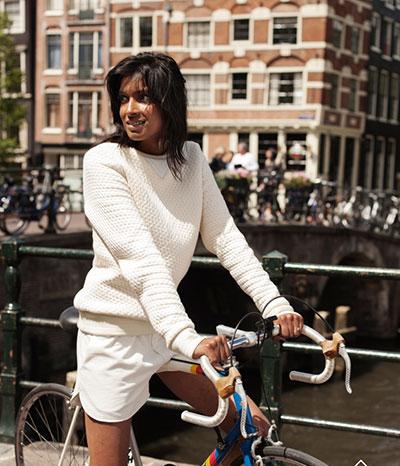 Elsien Gringhuis präsentiert Eco Mode