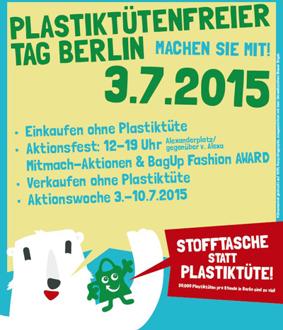 Warum wir Plastiktüten nicht brauchen