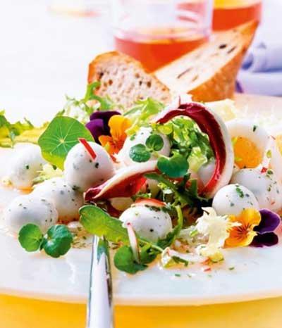 Gute-Laune-Salate im Frühling