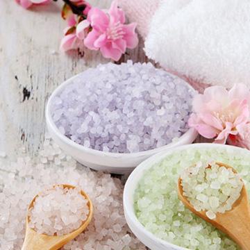 Natürlich schön - Salz für Seele und Körper