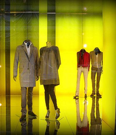 Mode Unternehmen Hugo Boss setzt auf Eco