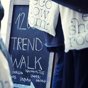 Auf dem Trendwalk durch die Berliner Upcycling-Szene