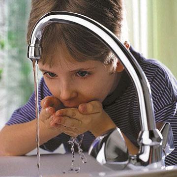 Wassersparen gefährdet die Gesundheit