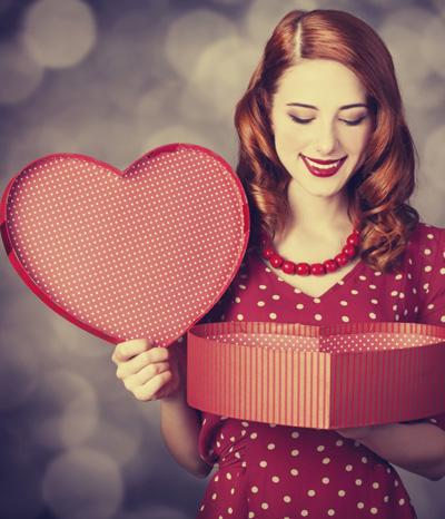 Der ganz persönliche Valentinstag