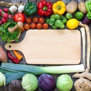 Veganer & Vegetarier leben gesünder