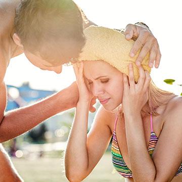 5 Tipps wie Ihr Kreislauf trotz Hitze stabil bleibt