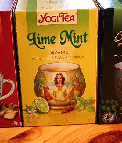 Tee mit Weisheitslehre des Ayurveda
