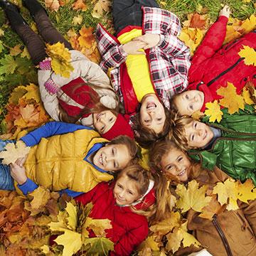 Wald und Natur mit Kindern genießen