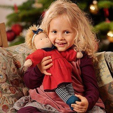 Freude unterm Weihnachtsbaum