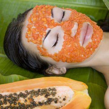 Natürlicher Schönmacher für die Haut