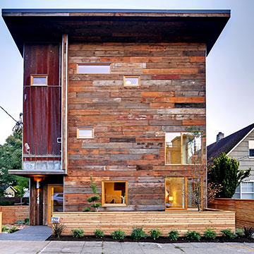 Der Traum vom smarten Eco-Haus