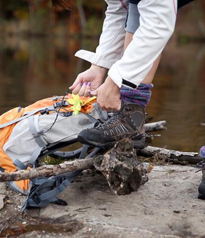 Tipps & Anregungen für gesundes Wandern