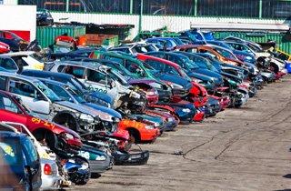 Der wahre Skandal: Tausendfache Autoverschrottung