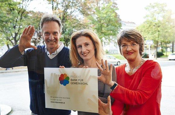 Erste ethische Alternativbank in Österreich
