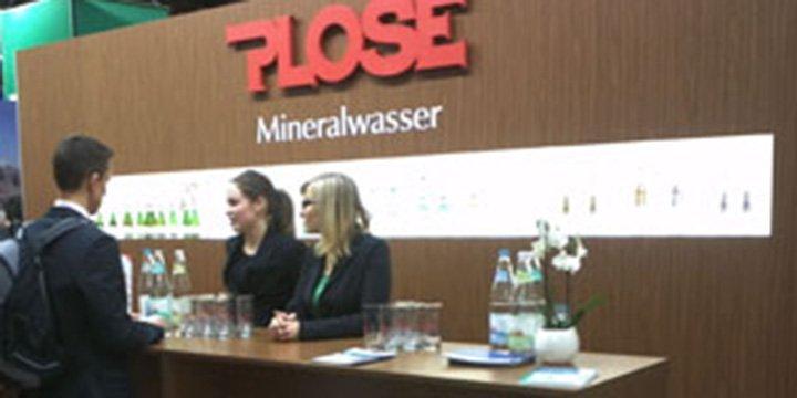 BioFach: Südtiroler Mineralwasser
